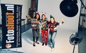 Kerst fotoshoots