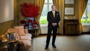 Fotoshoot koning Willem-Alexander