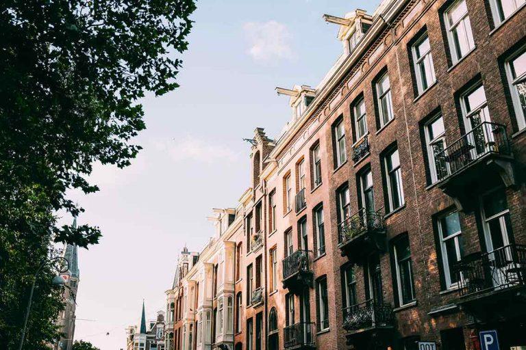 Reclamefotoshoot in Amsterdam