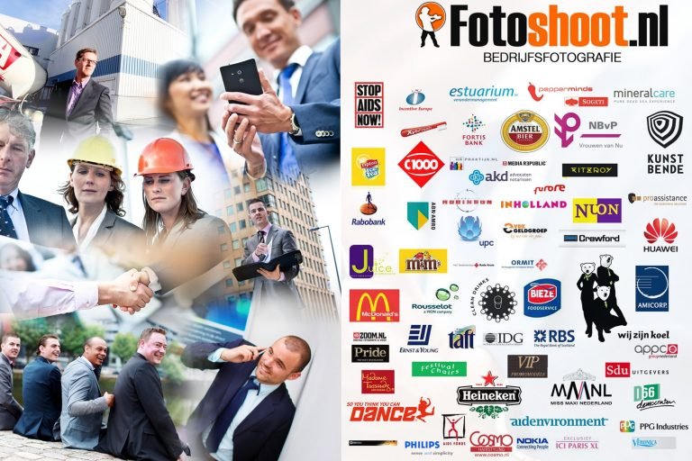 bedrijfsfotoshoot