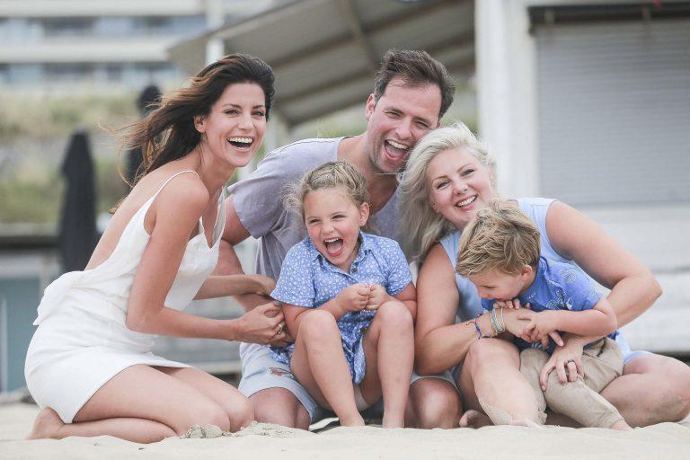 unieke familiefotosessie