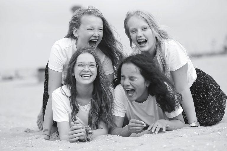 vriendinnen fotoreportage