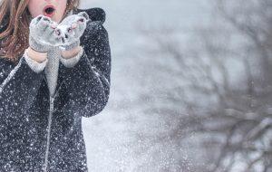 Winter Fotoshoot