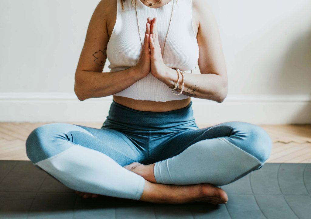 Yoga fitness fotograaf