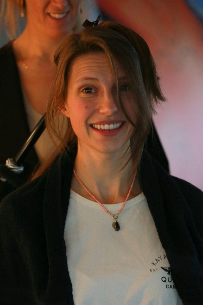 Angelina before